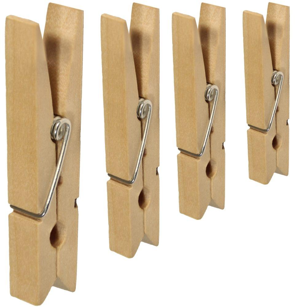 Rustikale Mini Holzklammern Ideal Fur Fotoseil Oder Zum Dekorieren