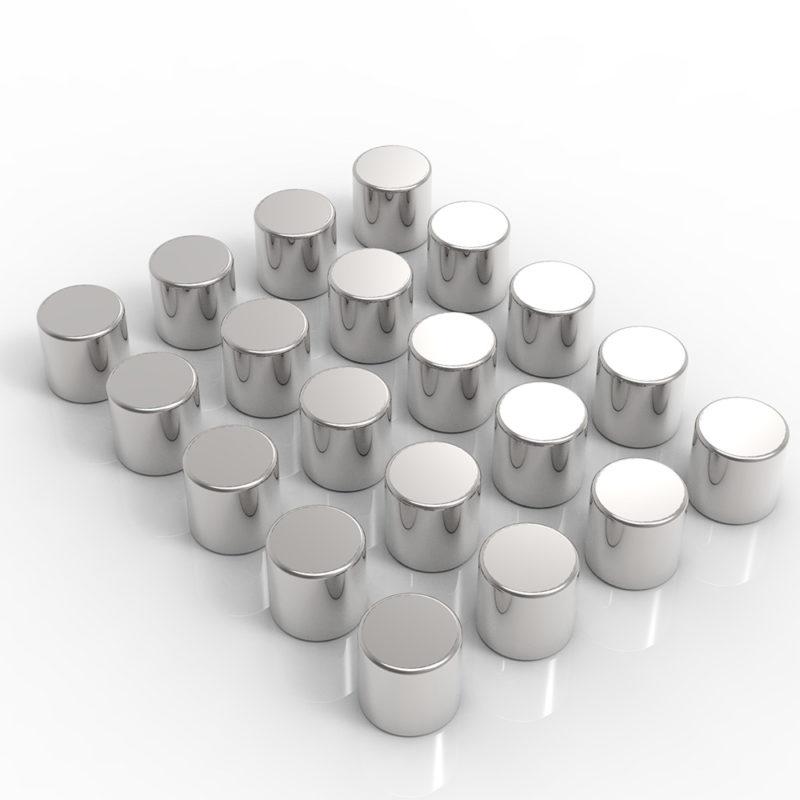Starke Neodym Magnete für Fotoseile und Kühlschränke